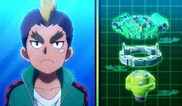 Animeadmirers Beyblade Burst Yugo Nansui Character Summary