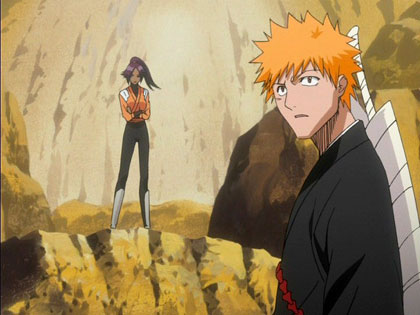 AnimeAdmirers Bleach - Episode 42 Images and summary