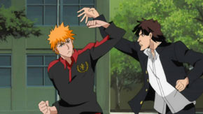 Image Result For Anime Picture Bleach