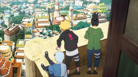 AnimeAdmirers Boruto: Naruto Next Generation Images & summary episode 10